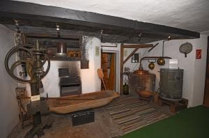 Alte Schnapsbrennerei Museum Zum Pulvermacher Elsbethen Glasenbach