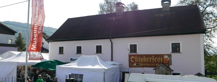 Oktoberfest Museum Zum Pulvermacher
